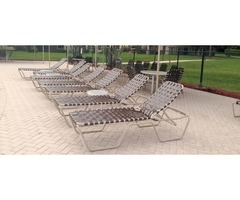 Commercial Outdoor Furniture Manufacturers