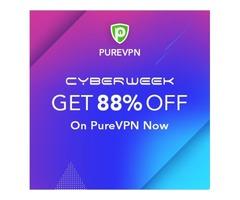 Cyber Week PureVPN deal 2018