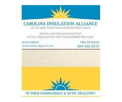 Carolina Insulation Alliance