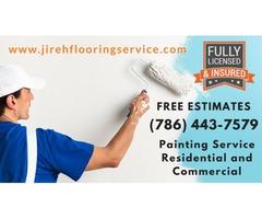 MIAMI, FL:.House Painting & Remodeling. Servicio de Pintura y Remodelacion
