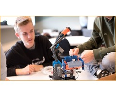 Robotics Summer Camp Seattle