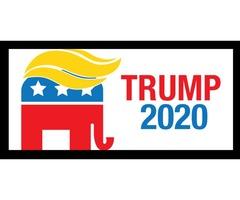 Trump 2020 Bumper Stickers