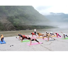 Join the 200  Hour Yoga TTC (Teacher Training Course) in Rishikesh