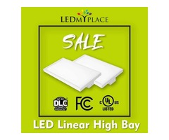 Exclusive Design LED Linear High Bay - ON Sale