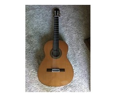 Vicente Carrillo Herencia Ebano 1a Grand Concert Classical Guitar