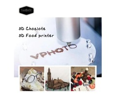 2018 New DIY FoodBot 3d chocolate printer On Sale
