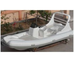 Inflatable Craft For Sale Are Broached To The Customers