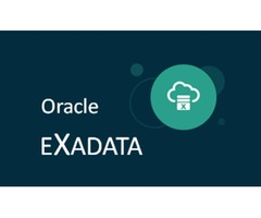 Now Register For Free Demo On Oracle Exadata Training and Certification