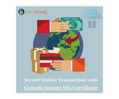 Comodo Instant SSL Pro For Secure Transactions