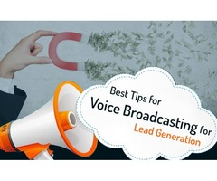 Voice broadcasting Software Company