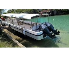 Bahamas Shuttle Boat Is Vouchsafed To The Customers