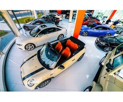 Amazing Prices of Luxury Cars in One of the Leading Showrooms