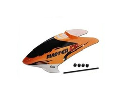 Walkera Master CP Helicopter Spare Parts Orange Canopy HM-Master CP-Z-18-O