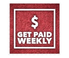 Paid Weekly