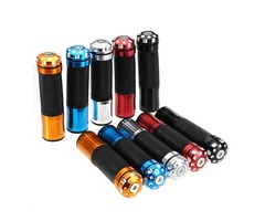 Universal 7/8inch 22mm Motorcycle Handlebar Grips 5 Colors