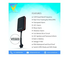 VSS03 Vehicle GPS Tracking Device