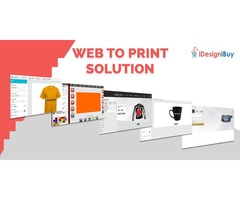 Web to Print Design Tool