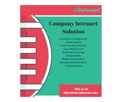 Company Intranet Software
