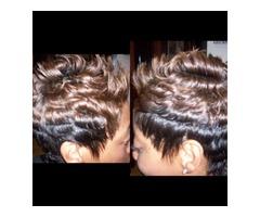 African American hair Frisco