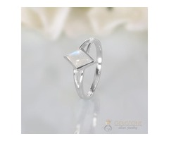 moonstone ring harmony - GSJ