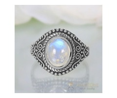 Moonstone Ring Magical Alchemy - GSJ