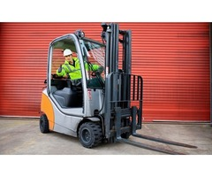West Palm Beach forklift training- Pulse America, Inc.