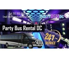 Party Bus Rental DC