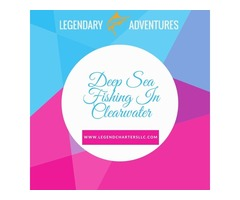Deep Sea Fishing In Clearwater