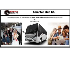 Charter Bus in DC