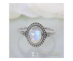 Moonstone Ring Humble Siren - GSJ