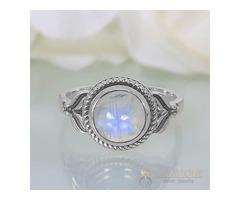 Moonstone Ring Eye Candy