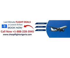 Cheap Flights To Lagos From USA