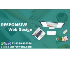 Responsive Website Development & Designing Service