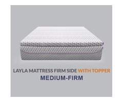 Best Mattress Topper for Back Pain - Antimicrobial Mattress Topper