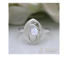 Moonstone Rings Lucid Future - GSJ