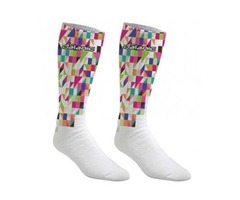 The Jazzy And Quirky Range of Sublimated Socks Introduced By Oasis Sublimation