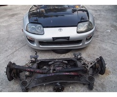 JDM Supra MK4 2JZ-GTE Engine JZA80 Twin Turbo LSD 6 Speed Transmission Clip