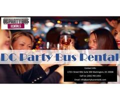 DC Party Bus Rental