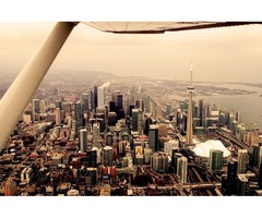 Cheap Airline Tickets to Toronto
