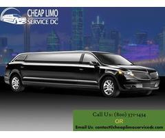 DC wedding limo service