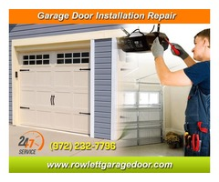 Residential Garage Door Installation And Replacement ($25.95) | Rockwall Dallas, 75087 TX