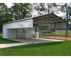 Get High Quality, Affordable Metal Carports to Increase Your Storage Space