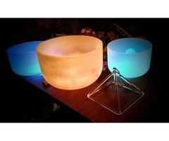 Crystal Singing Bowls Healing & Meditation Bowls – Houston ,TX