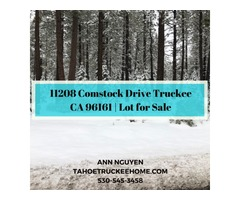 11208 Comstock Drive Truckee CA 96161 | Lot for Sale