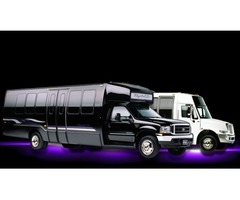 Party Bus Rental Sacramento