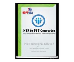 eSoftTools Free NSF to PST Converter