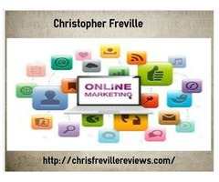 The Best Strategies Of Online Marketing Which Describe In Christopher Freville Marketing