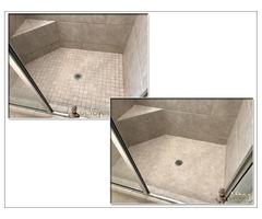 Cracked Shower Tile Repair