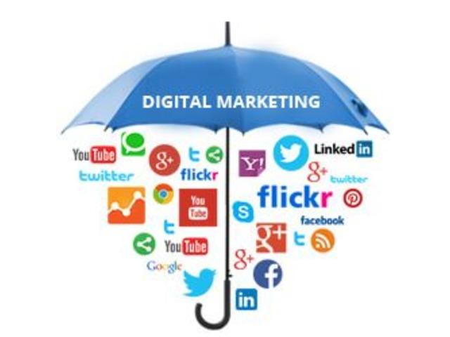 Digital Marketing Company in USA - Website promotion