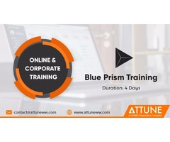 Year End 2018 offer 40% OFF Blue Prism Training